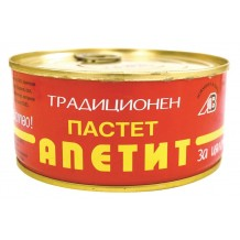 300 гр. Пастет Апетит консерва
